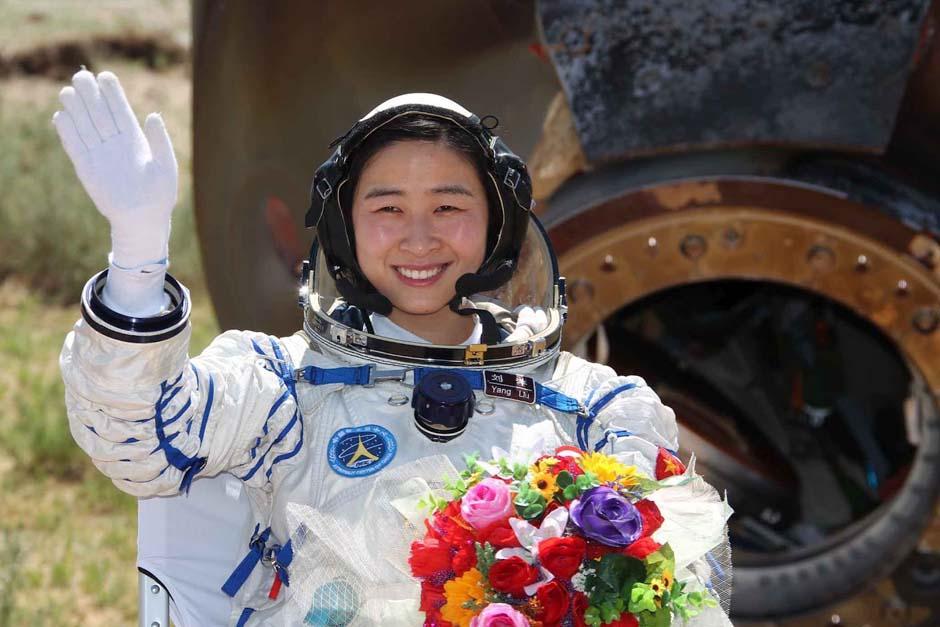 """Se espera que entre 2014 y 2015 China envíe a sus primeros """"turistas astronautas"""" a una distancia entre 60 y 100 kilómetros"""