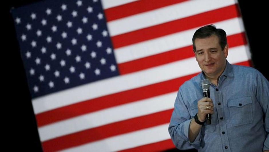 Ted Cruz ganó en las primarias de Iowa sobre Donald Trump. (Foto: andina.com.pe)