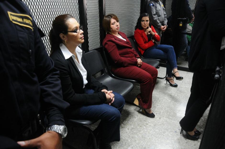La exfuncionaria está sindicada en varios casos de corrupción.  (Foto: Alejandro Balán/Soy502)