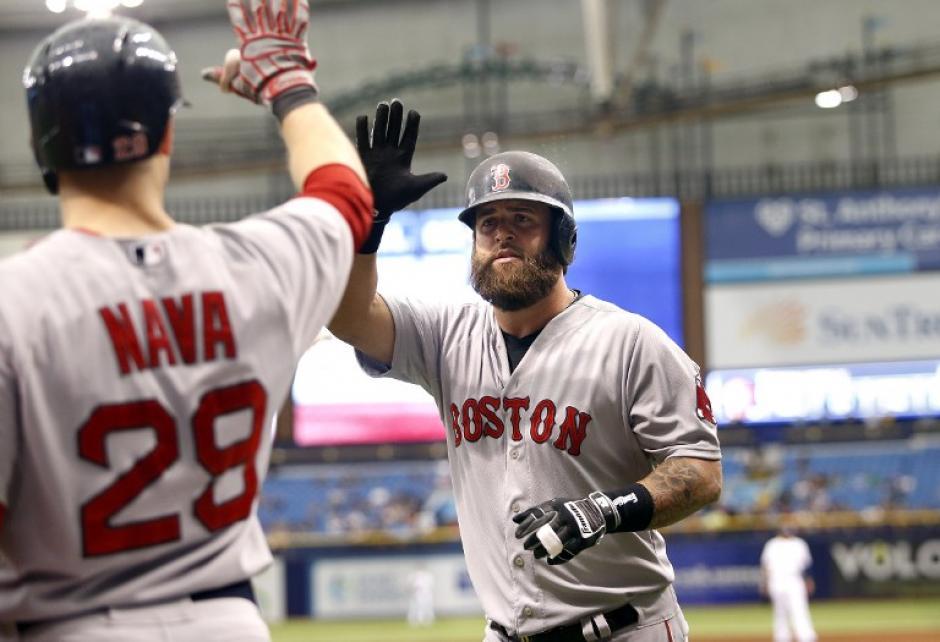 Los Medias Rojas de Boston consiguieron una victoria de 8 carreras a 0 ante los Orioles de Baltimore