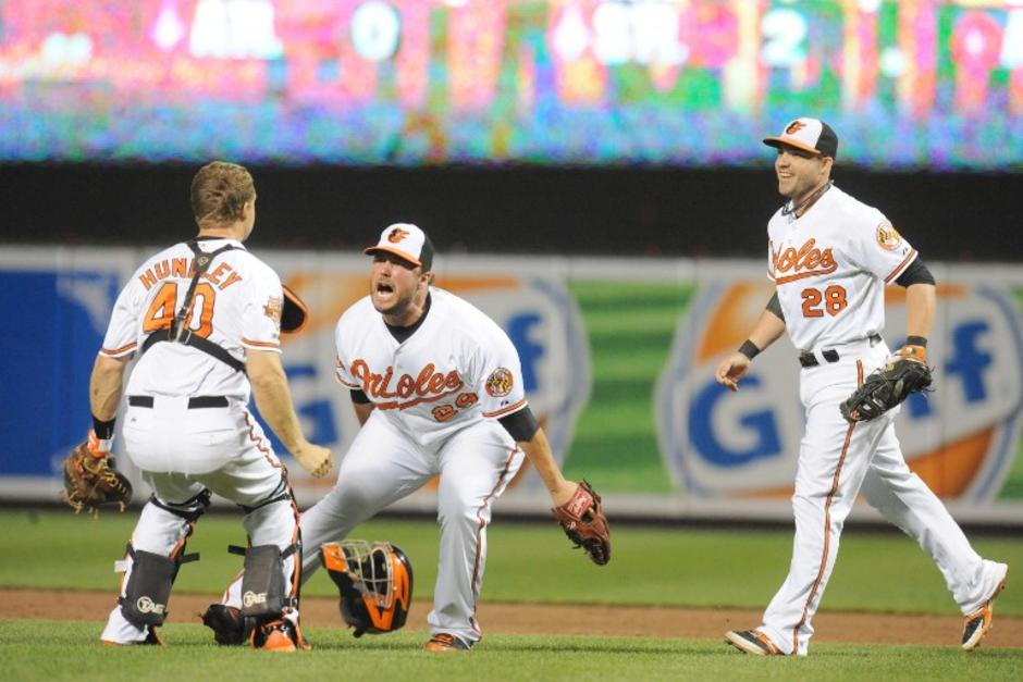 Los Orioles de Baltimore blanquearon por 5-0 a los Angelinos de Los Ángeles