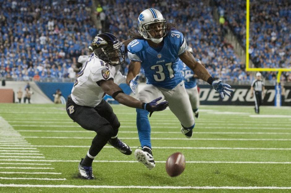 Ravens, NFL, Lions