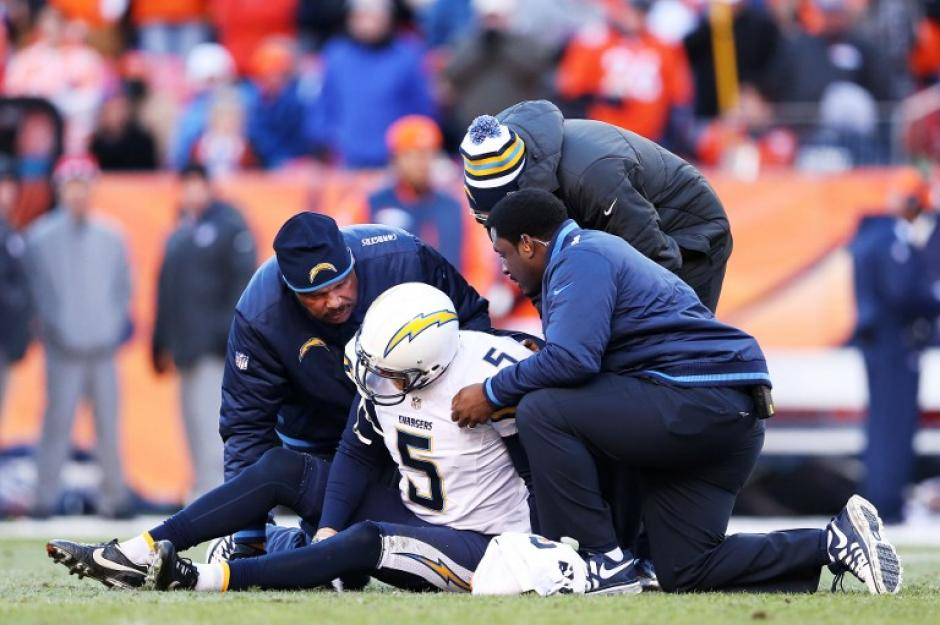 Las conmociones cerebrales son frecuentes entre los exjugadores de la NFL