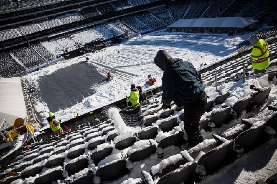 MetLife Stadium, NFL, Super Bowl,