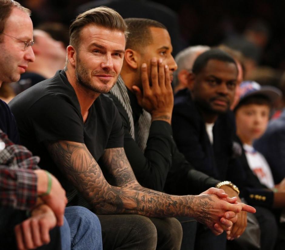 David Beckham, Miami, MLS. estadio