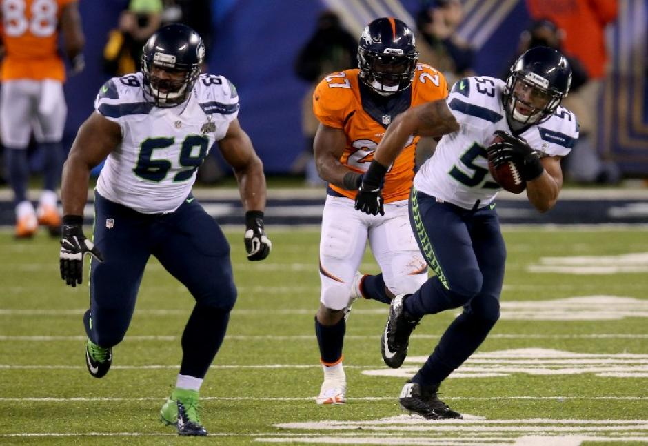 Malcolm Smith, MVP, Super Bowl XLVIII, Seattle 2014