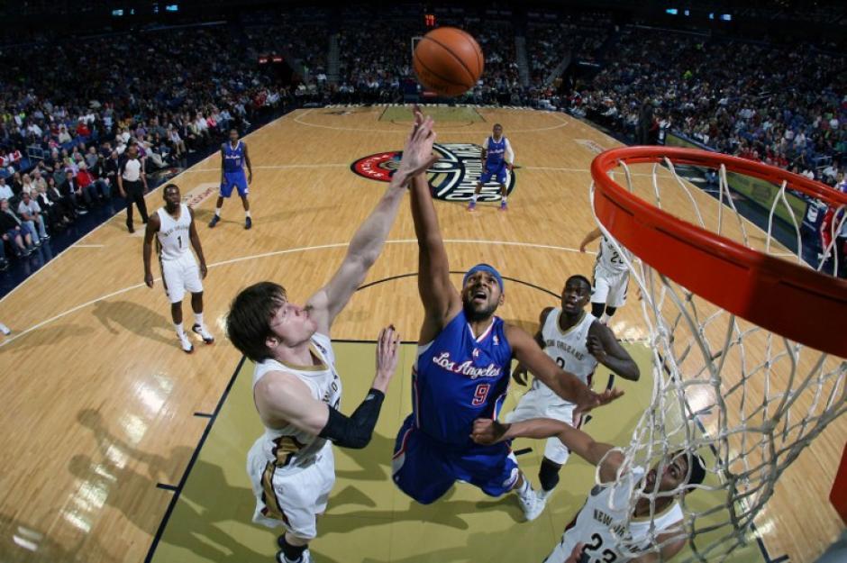 Los Clippers de Los Ángeles vencieron 110-123 a los Pelicans de Nueva Orleans y son los líderes de la División del Pacífico