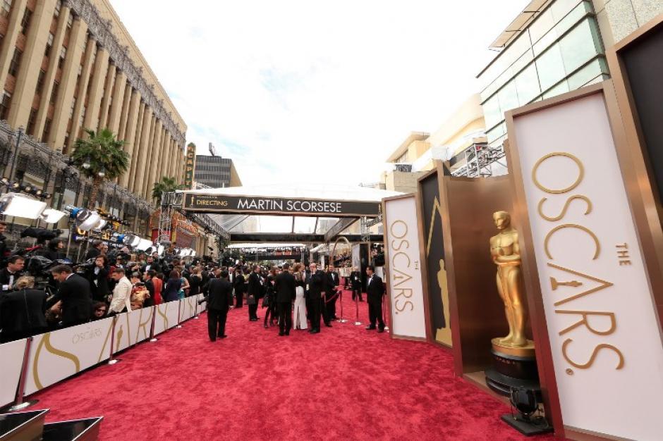 Las estrellas más famosas del cine recorrerán la alfombra roja. (Foto: AFP)