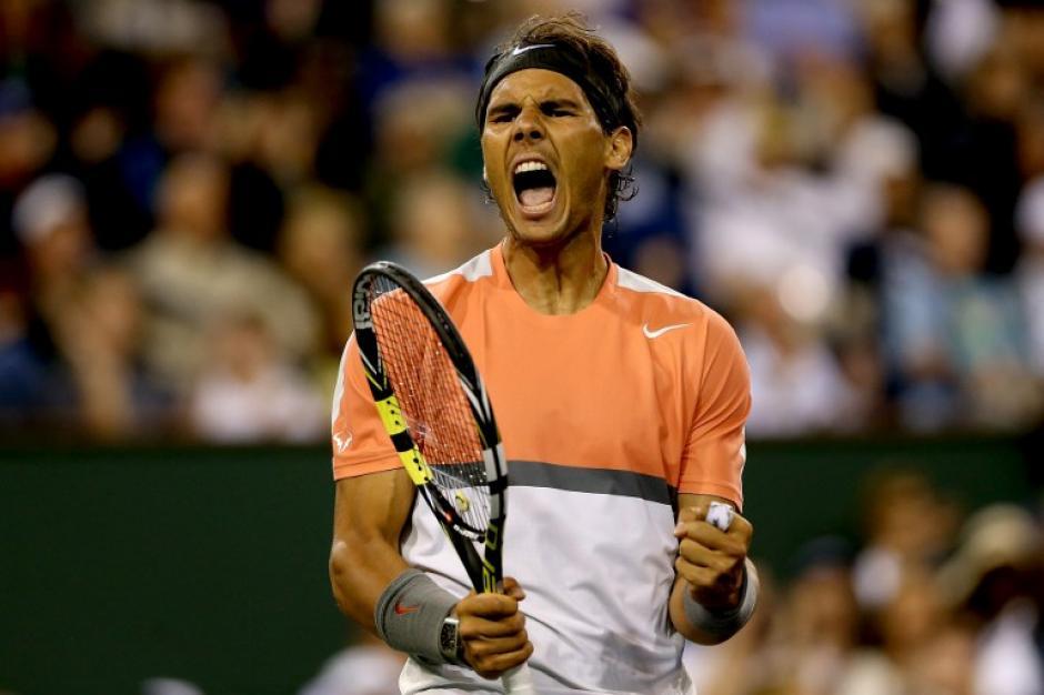 Nadal sufrió de más ante el checo Radek Spanek para conseguir la victoria que lo clasificó a la siguiente ronda del Indian Wells