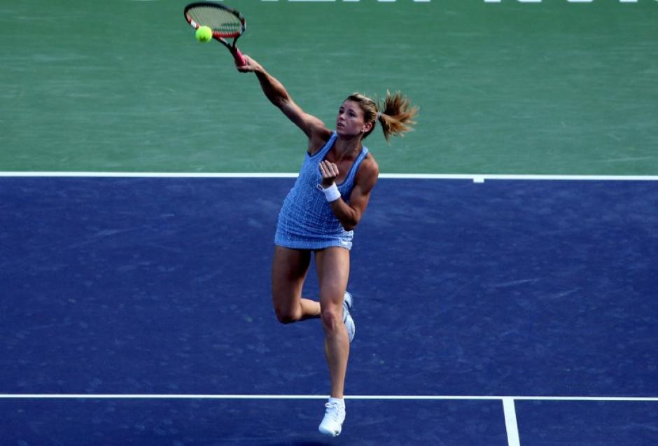 Giorgi, Sharapova, indian wells