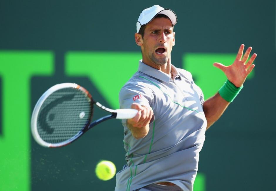 Djokovic masters 1000, miami