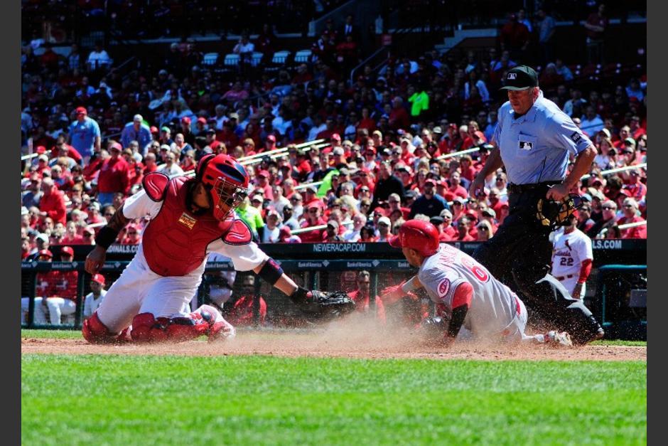 Rojos de Cincinnati, MLB