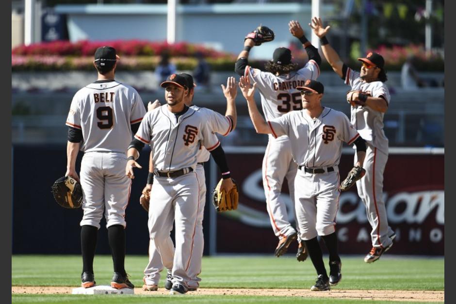 Los Gigantes de San Francisco, dirigidos por el abridos Tim Lincecum, consiguieron una victoria por apenas una carrera de diferencia ante los Padres de San Diego