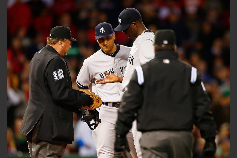 Michael Pineda, Yanquis, MLB