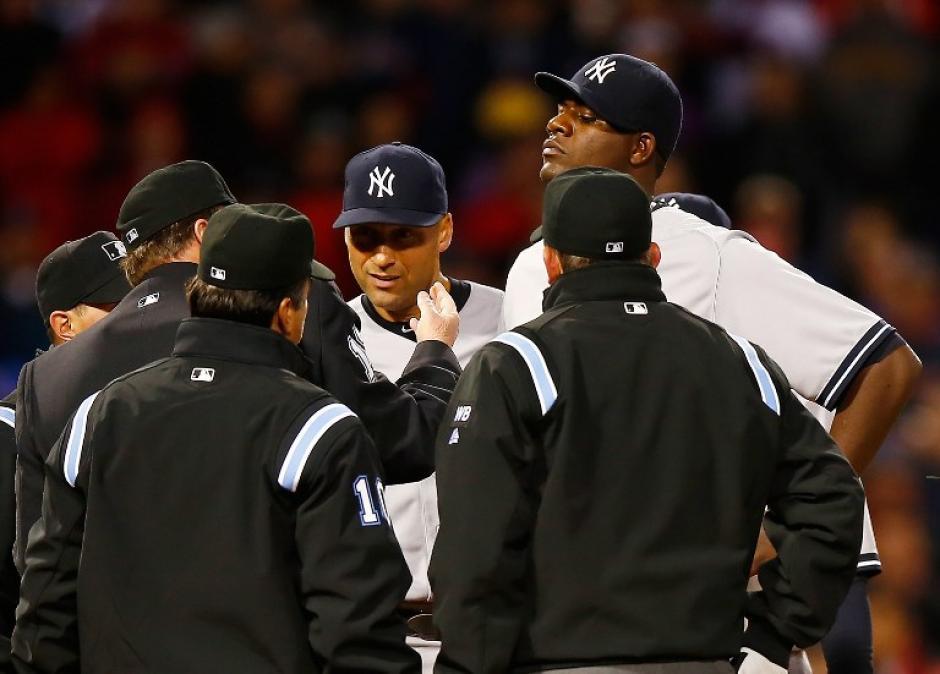 Los Yanquis de Nueva York volvieron a caer en la serie ante los Astros de Houston