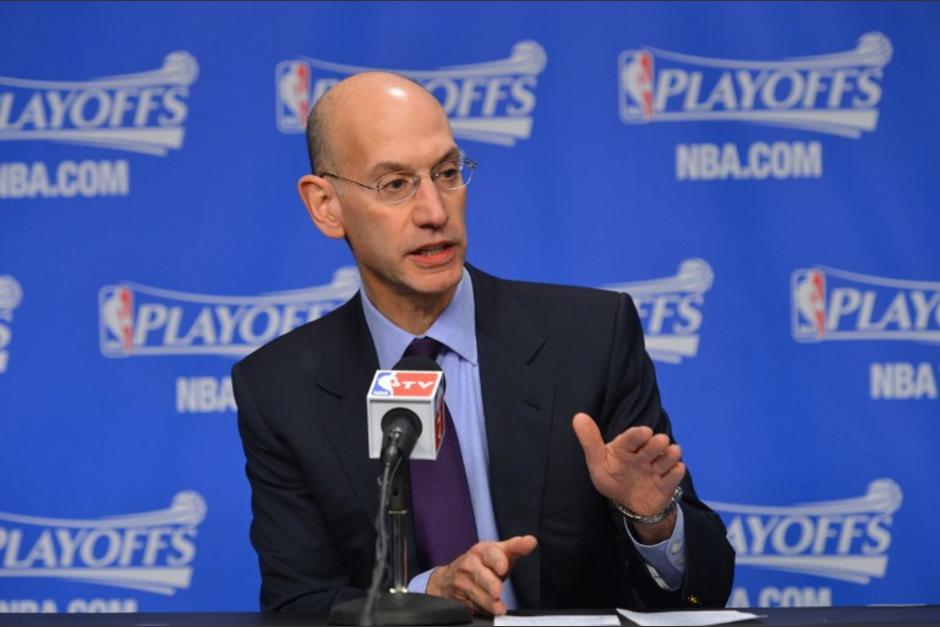 Delegado de la NBA