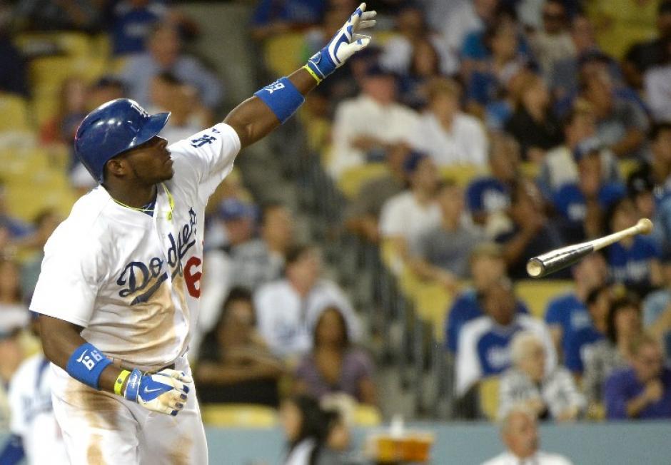 Los Dodgers derrotaron una vez más a los Gigantes