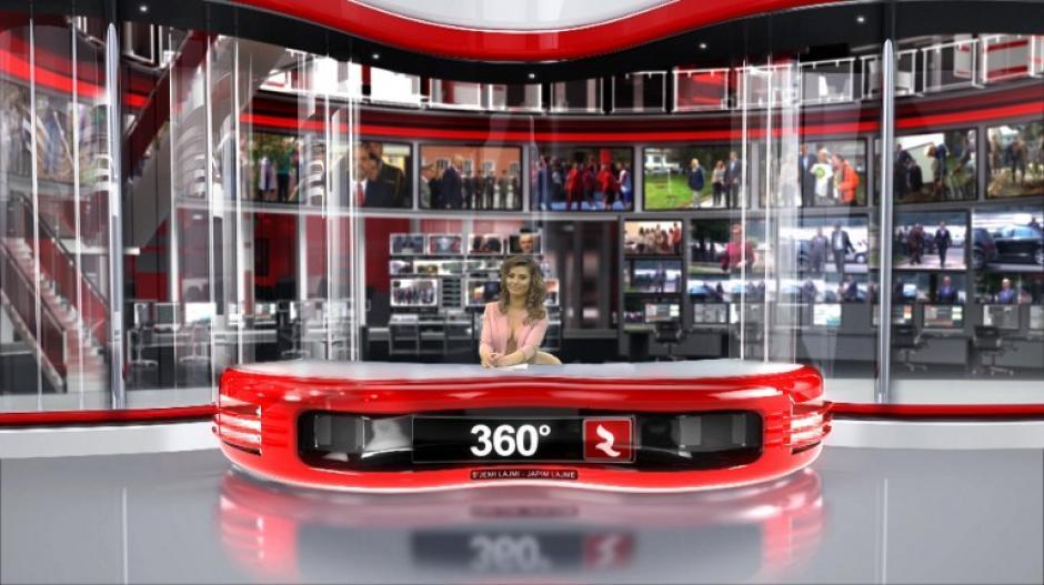 El programa de noticias ha aumentado su audiencia debido a la estrategia. (Foto: AFP)