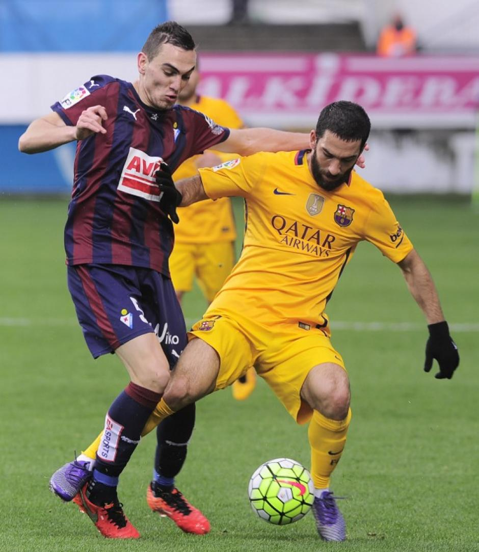 Barcelona ganó su partido 23 en la Liga, después de 28 jornadas. (Foto: AFP)
