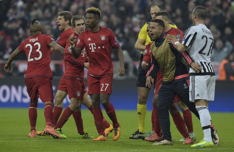 Juventus se quedó con las ganas tras dejarse alcanzar. (Foto: AFP)