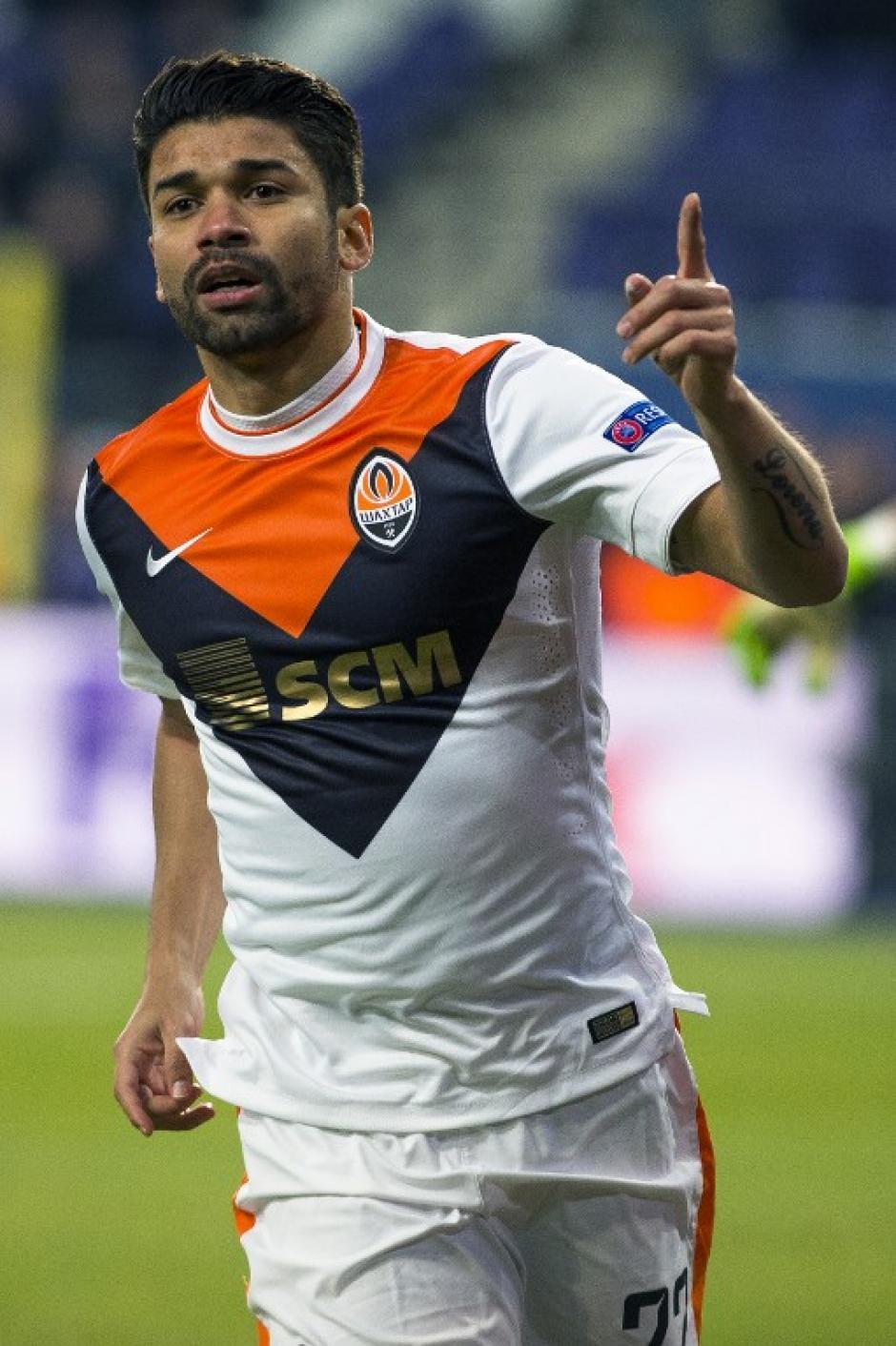El Shakhtar logró su clasificación a cuartos de final. (Foto: AFP)