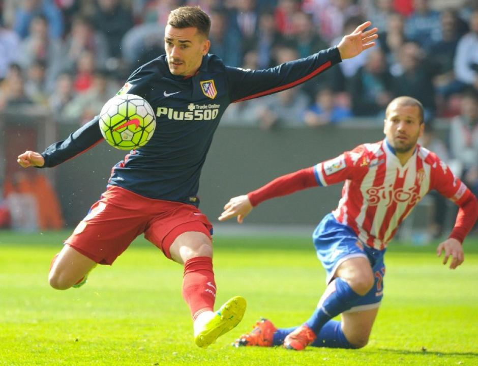 Quedan ocho jornadas pero el Barça ya le aventaja con ocho puntos.  (Foto: AFP)