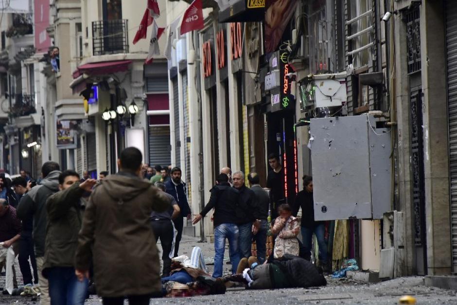El sábado recién, un suicida se inmoló y acabó con la vida de cuatro turistas extranjeros. (Foto: AFP)