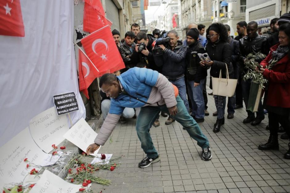 Turquía asegura que el Estado Islámico está detrás de los ataques. (Foto: AFP)