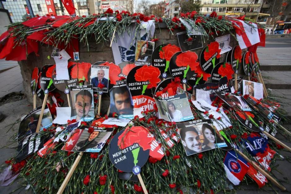 El Gobierno turco aseguró haber identificado a los autores del atentado del sábado. (Foto: AFP)