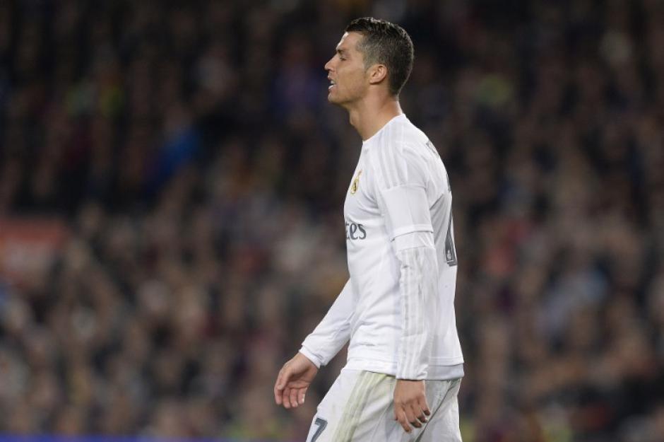 """CR7 festejó en casa ajena y se mantiene como el """"Pichichi"""" de la Liga.  (Foto: AFP)"""