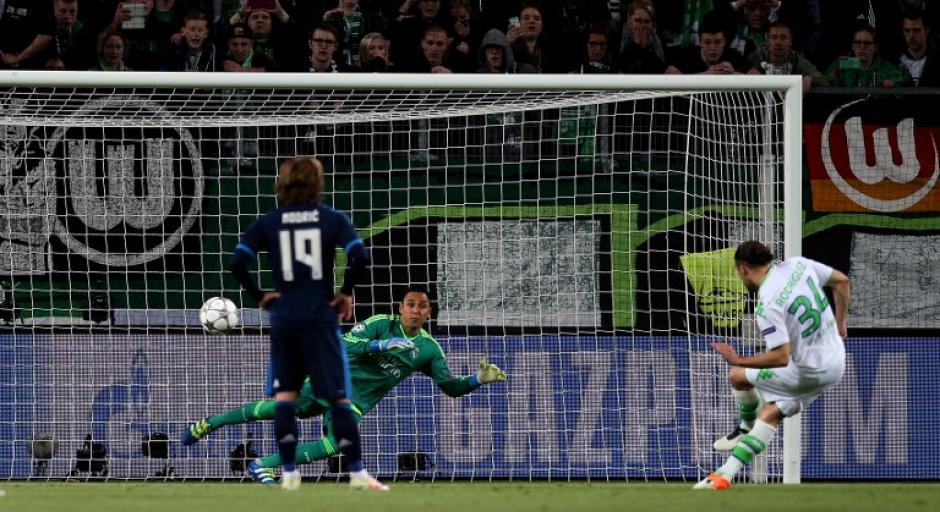 Keylor Navas estuvo a 116 minutos de superar la mejor marca de imbatibilidad en la Champions. (Foto: AFP)