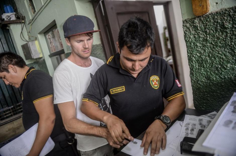 Prendas de alta calidad hechas por reclusos que se venden en Nueva York y París. (Foto: AFP)