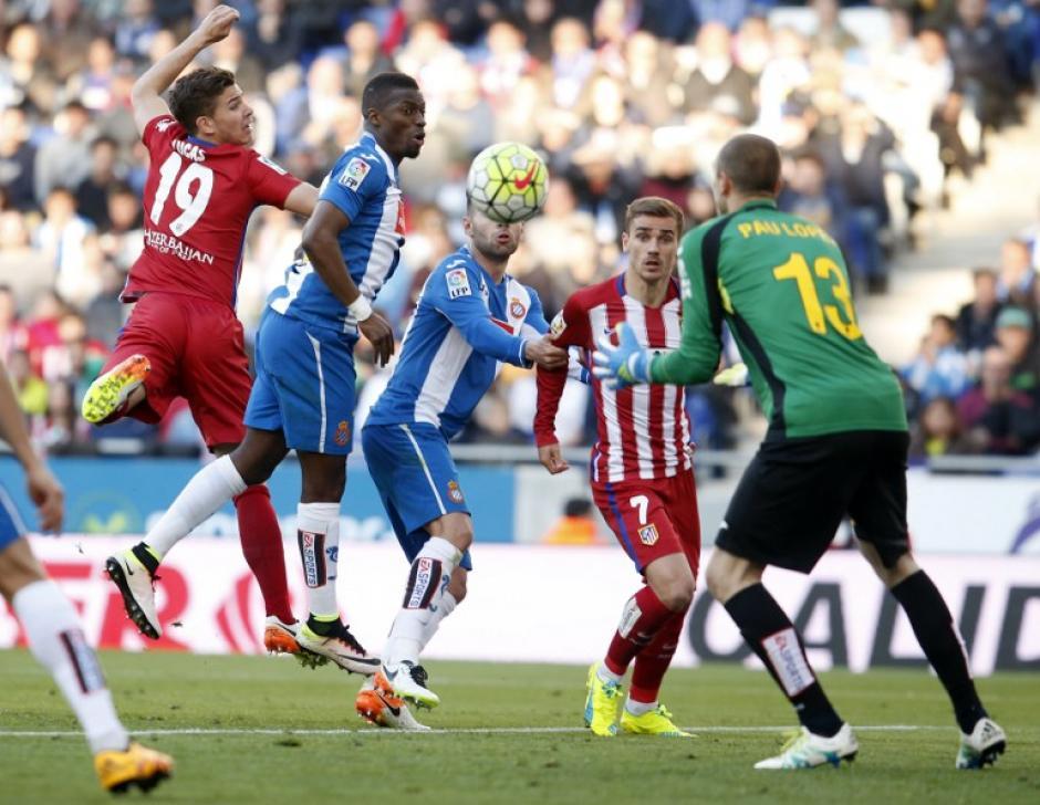El próximo martes el Atlético recibirá a Barcelona por la Champions League. (Foto: AFP)