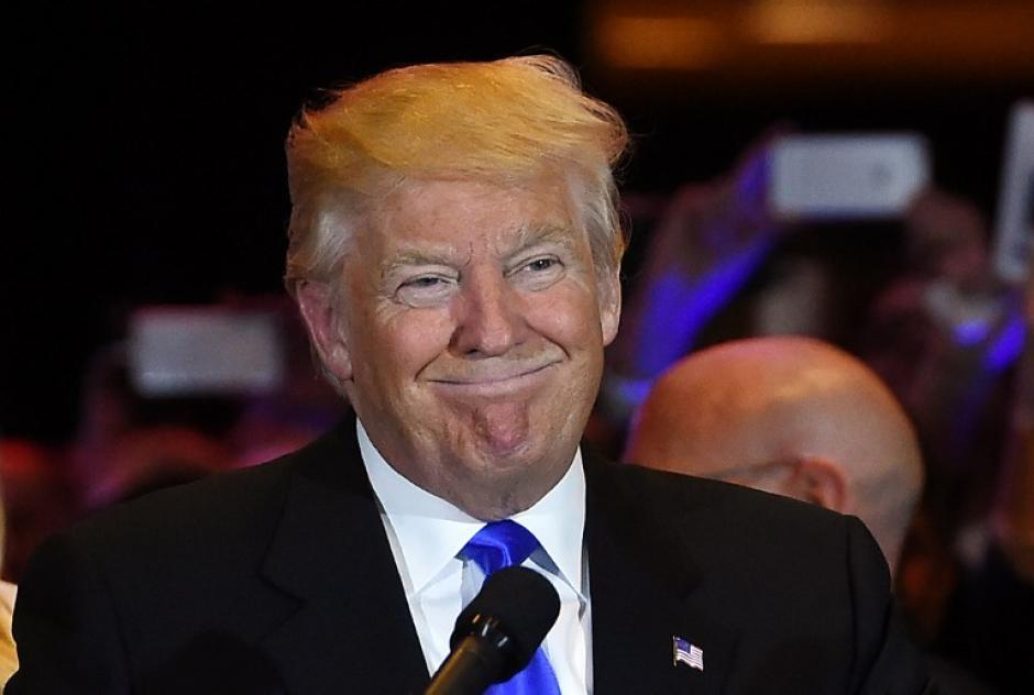 El candidato republicano Donald Trump parece haber cambiado radicalmente su discurso contra los latinos. (Foto: AFP)