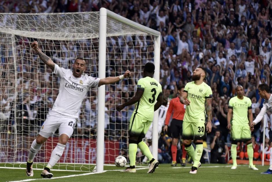 El Madrid había obtenido un empate en el juego de ida en el Etihad Stadium. (Foto: AFP)