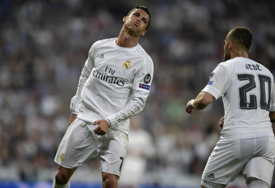 """Cristiano Ronaldo tuvo la """"pólvora mojada"""" en semifinales. (Foto: AFP)"""