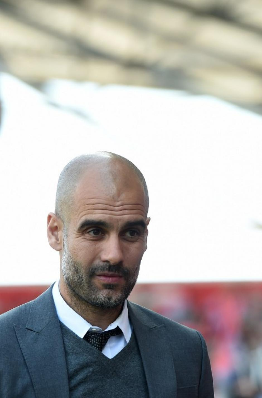 Guardiola ha ganado en tres años con el Bayern, seis títulos. La próxima temporada estará en el Manchester City. (Foto: AFP)