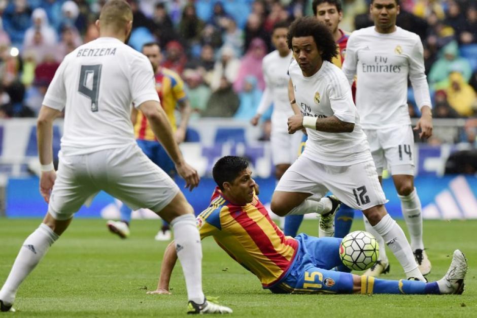 Real Madrid todavía llegará con opciones a la última jornada de la Liga. (Foto: AFP)