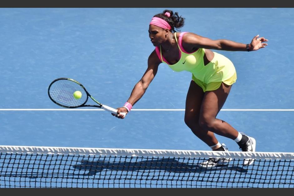 Serena Williams ocupa el primer lugar en el escalafón mundial de la WTA
