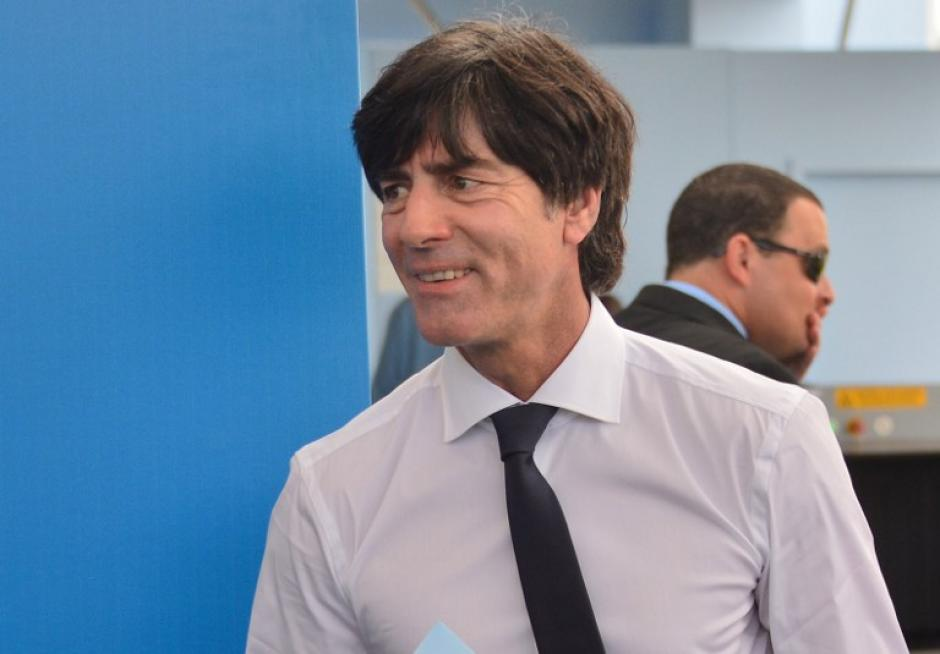 Joachim Löw entrena a Alemania, selección que ningún país quiere enfrentar en la fase de grupos. (AFP)