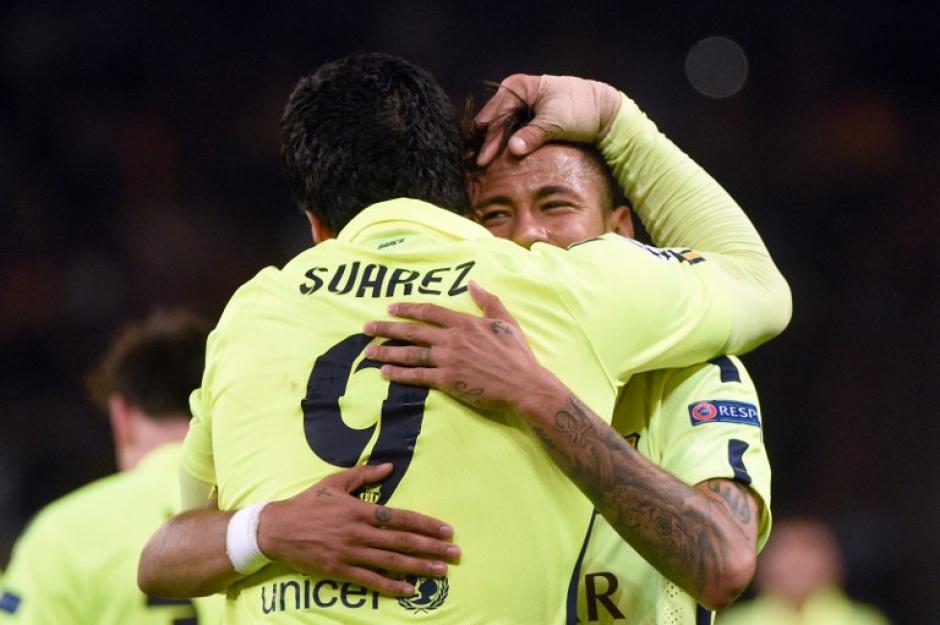 Neymar y Suárez intentarán tomar la batuta del Barcelona que irá de visitante ante el Bate por la Champions