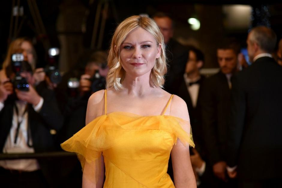 La bella actriz tiene 34 años. (Foto: AFP)