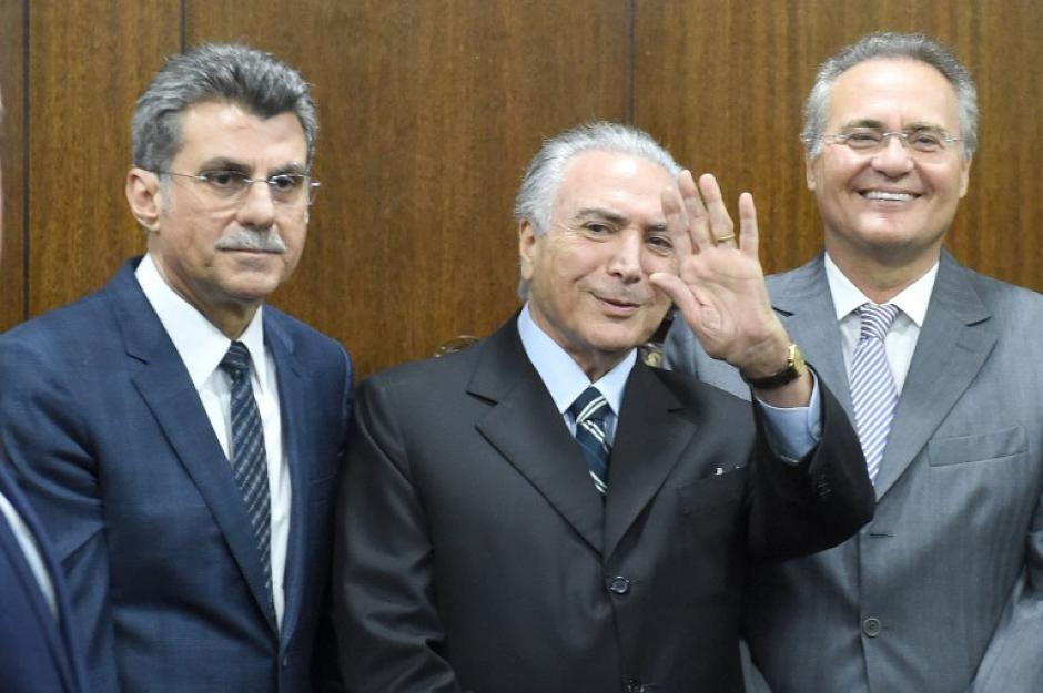 El gobierno Temer sufre su primera baja. (Foto: AFP)
