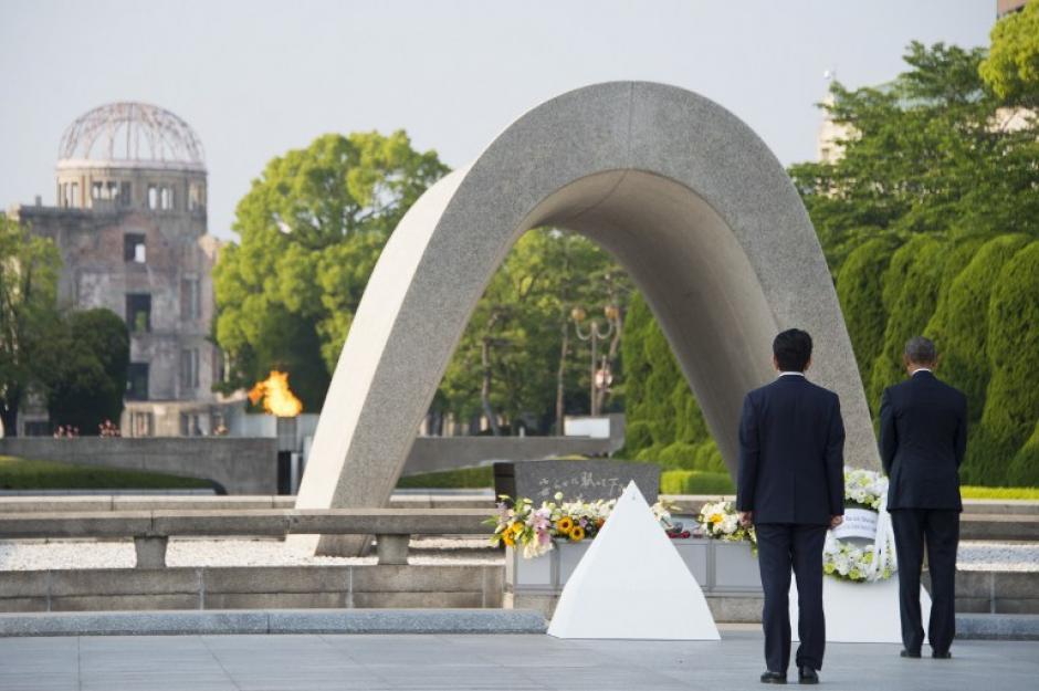 """Obama pidió """"un mundo sin armas nucleares"""" (Foto: AFP)"""