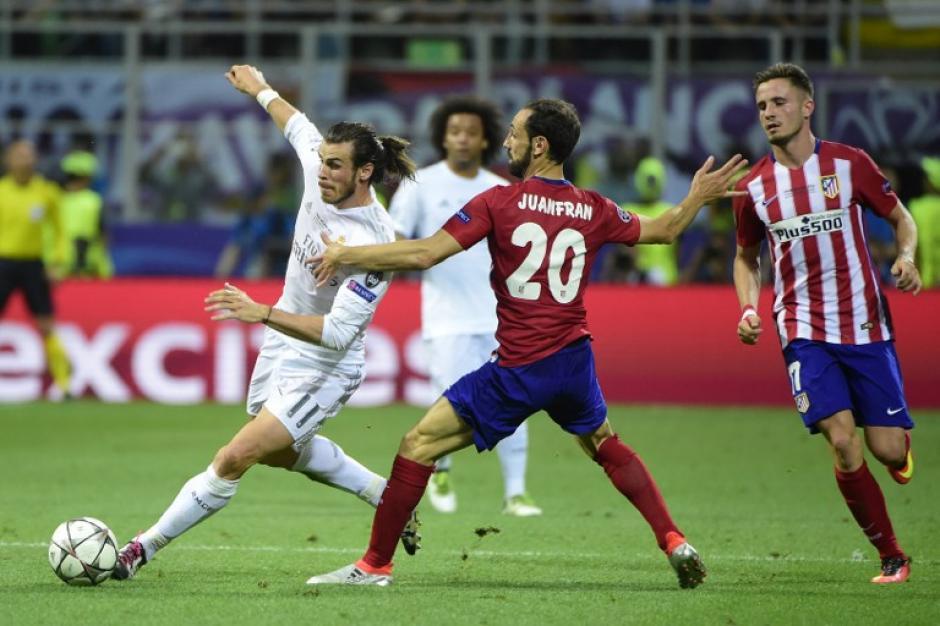 Tuvo una destacada participación durante los 120 minutos de la final que se disputó en Milán. (Foto: AFP)