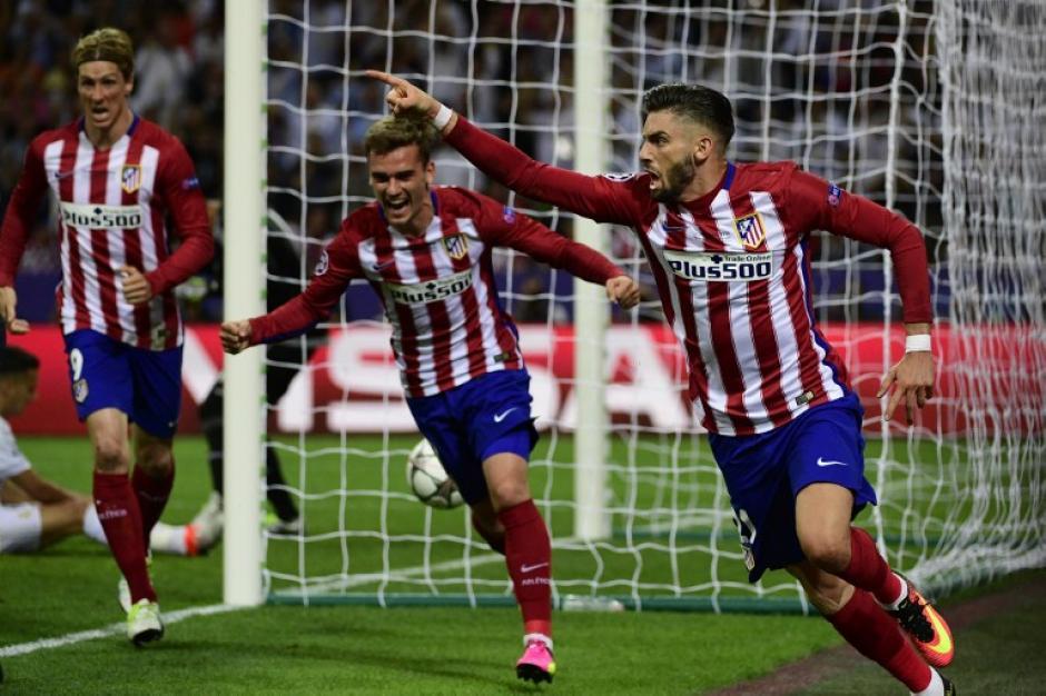 Carrasco empató cuando faltaban once minutos para que concluyera el partido.