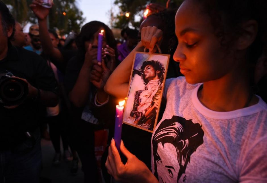 Prince murió de una sobredosis de opioides. (Foto: AFP)