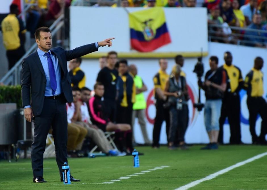 Dunga inicia con empate la Copa América Centenario. (Foto: AFP)