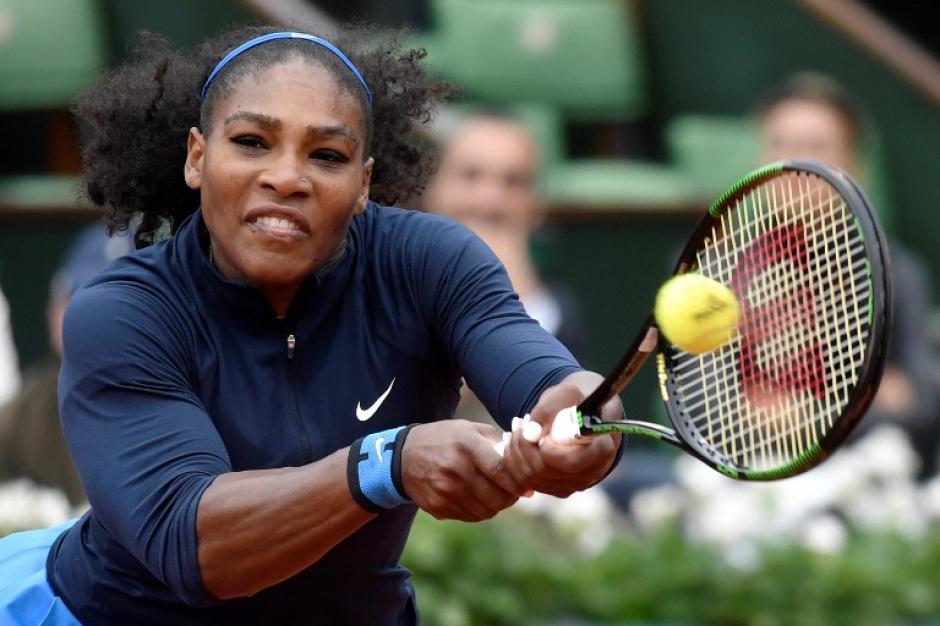 Serana Williams es la mujer deportista mejor pagada en el mundo. (Foto: AFP)