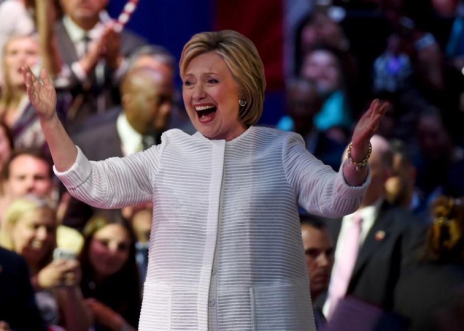 Hillary Clinton deberá buscar a su compañero de fórmula para las próximas elecciones. (Foto: AFP)